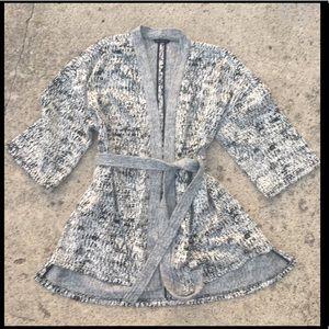 H by Halston kimono cardigan. Size a Large